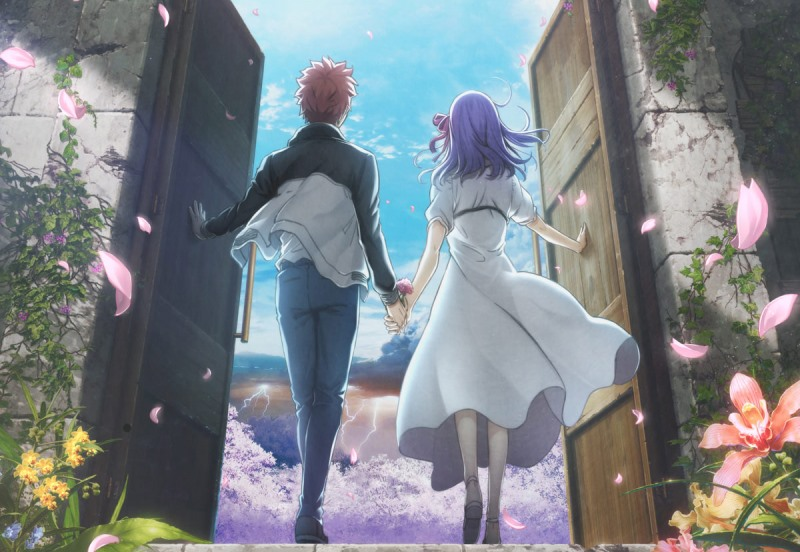 Fate stay night ヘブンズフィール spring song(第三章)のキービジュアル_ミニサイズ
